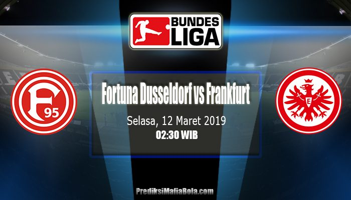 Fortuna Dusseldorf vs Frankfurt