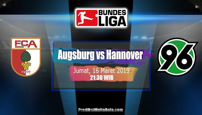 Prediksi Augsburg vs Hannover