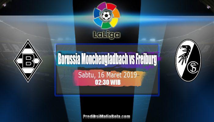 Prediksi Borussia Monchengladbach vs Freiburg