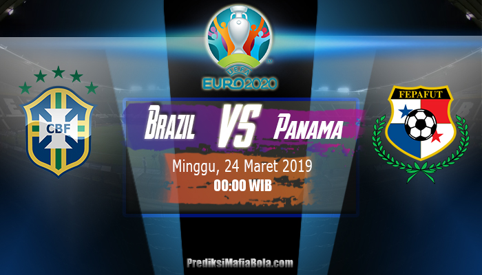 Prediksi Brazil vs Panama 24 Maret 2019