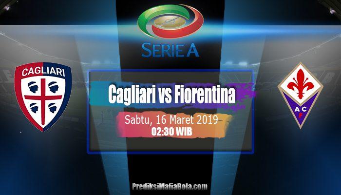 Prediksi Cagliari vs Fiorentina