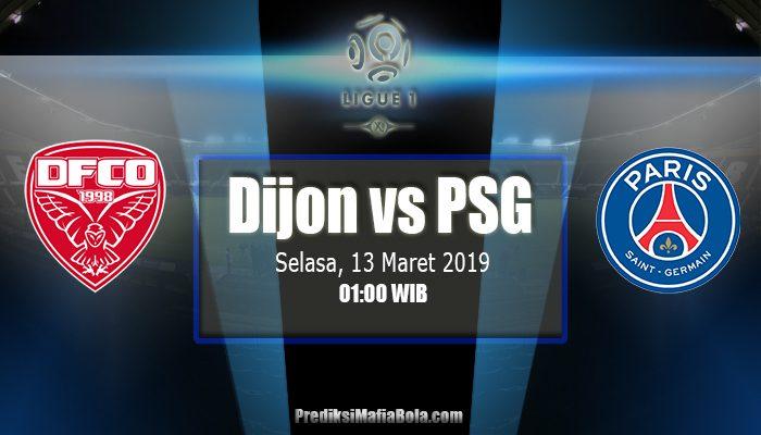 Prediksi Dijon vs 13 Maret 2019