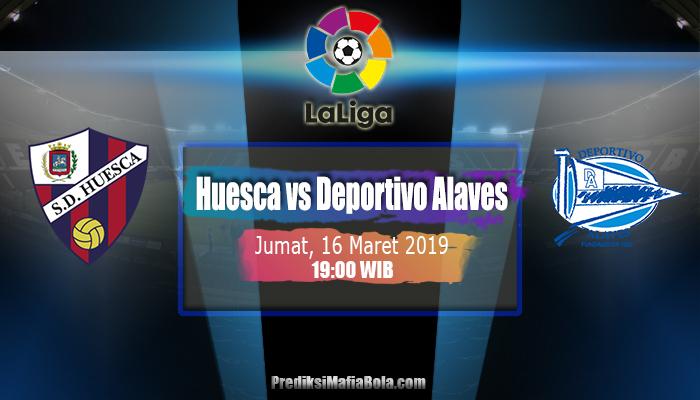 Prediksi Huesca vs Deportivo Alaves