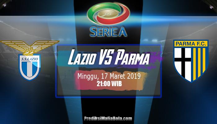 Prediksi Lazio vs Parma 17 Maret 2019