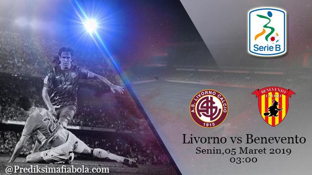 Prediksi Livorno vs Benevento 05 Maret 2019