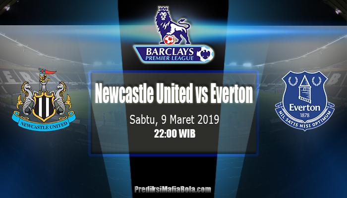 Prediksi Newcastle United vs Everton 9 Maret 2019