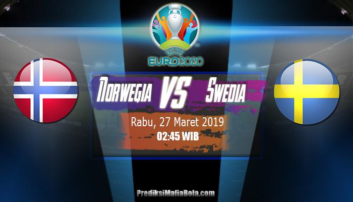 Prediksi Norwegia vs Swedia 27 Maret 2019