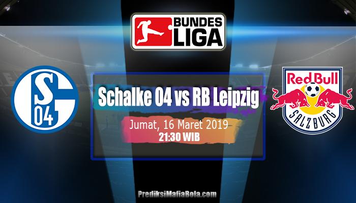 Prediksi Schalke 04 vs RB Leipzig