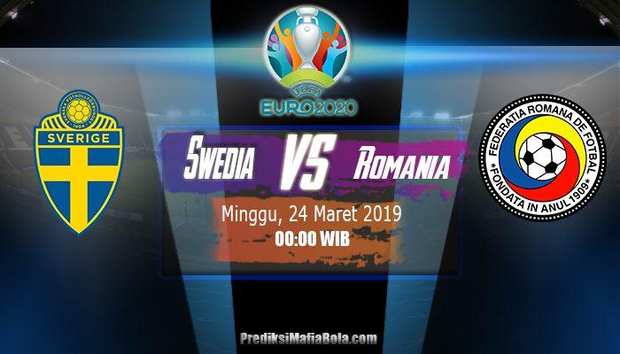 Prediksi Swedia vs Romania 24 Maret 2019
