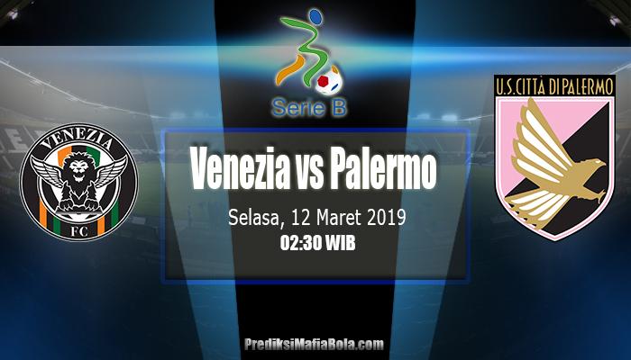 Prediksi Venezia vs Palermo 12 Maret 2019