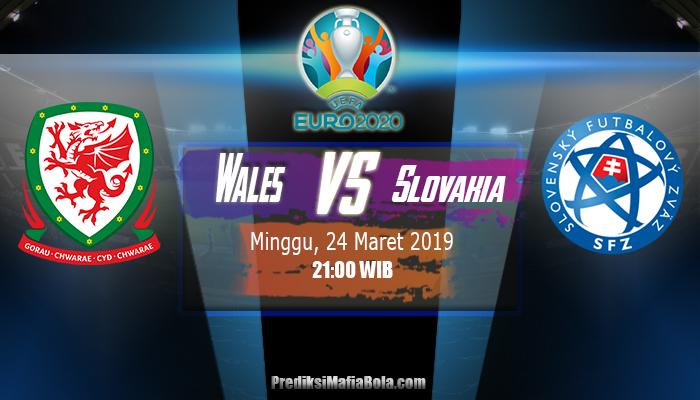 Prediksi Wales vs Slovakia 24 Maret 2019