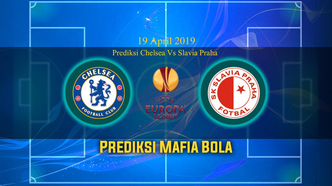 Prediksi Chelsea Vs Slavia Praha 19 April 2019