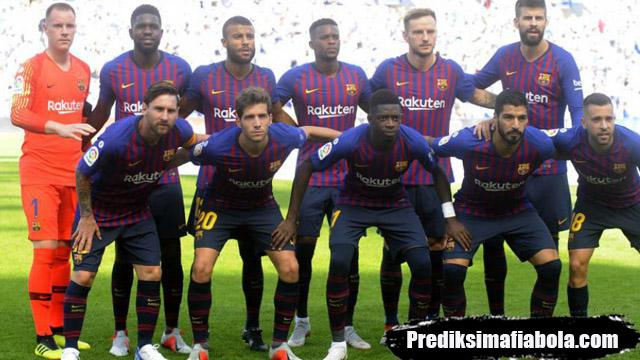 Barcelona Harus Fokus Melawan Manchester United