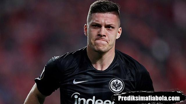Lepas Luka ke Real Madrid Syarat dari Eintracht Frankfurt