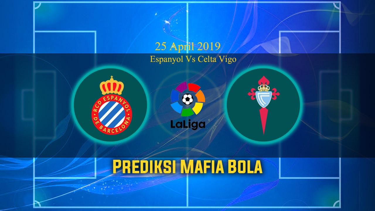 Prediksi Espanyol Vs Celta Vigo 25 April 2019