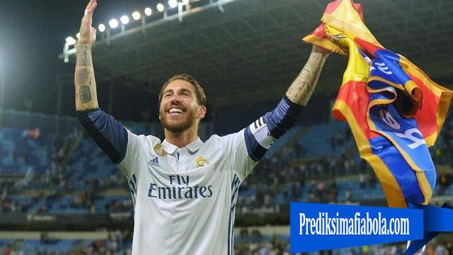Sergio Ramos Dapat Gelar Ballon D'Or