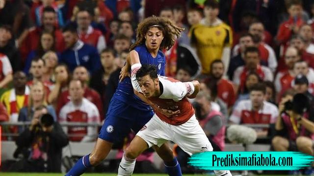 Chelsea Dan Arsenal Akan Bertemu