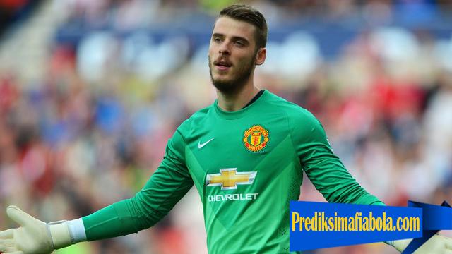 David De Gea Akan Pergi Dari Manchester United