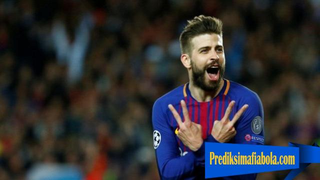Gerard Tidak Takut Walau Matthijs Gabung Barcelona