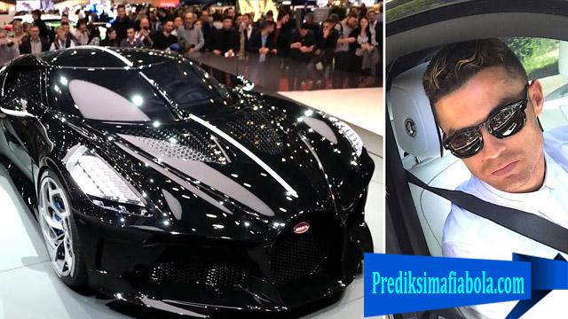 Hanya Ronaldo Pemilik Mobil Termahal