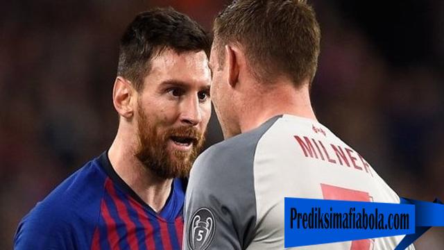 James Milner Mengaku Di Hina Lionel Messi