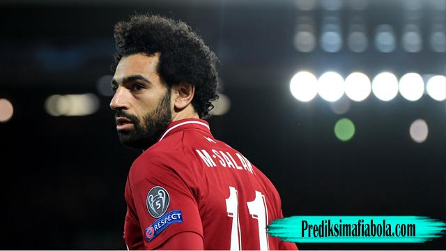 Janji Mohamed Salah Striker Liverpool