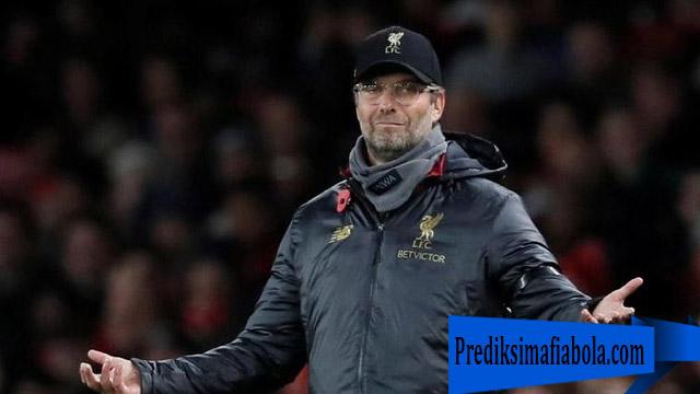 Jurgen Klopp Tak Berekspresi Walau Liverpool Menang