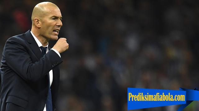 Komentar Zinedine Zidane Terhadap Real Madrid