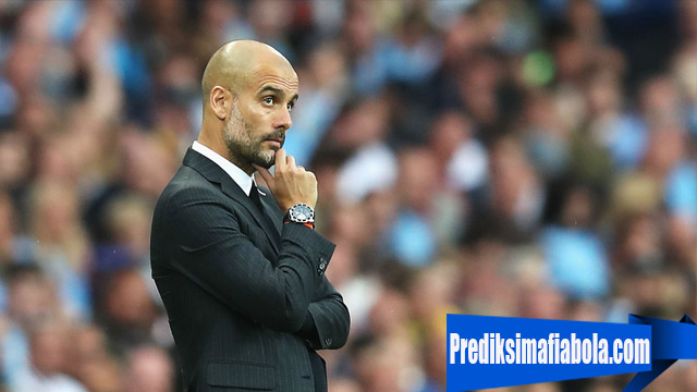 Pep Guardiola Optimis Pasti Menang Premier League