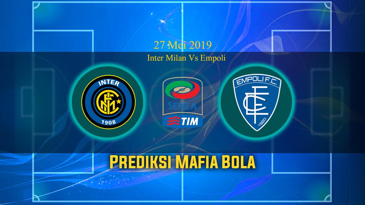 Prediksi Inter Milan Vs Empoli 27 Mei 2019