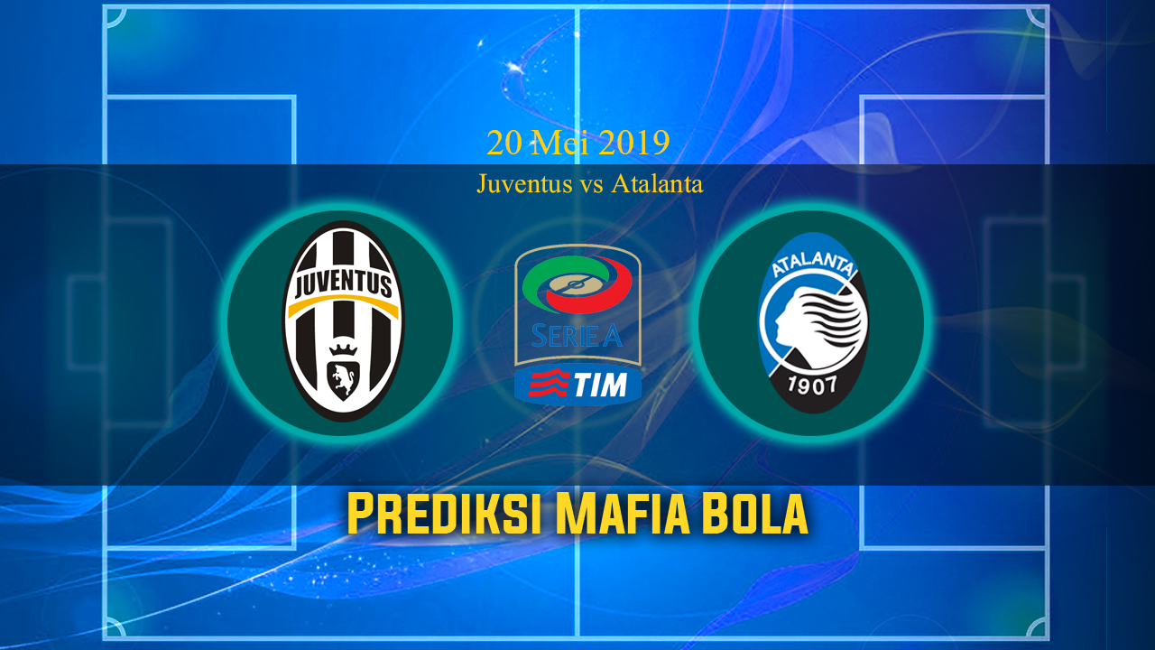 Prediksi Juventus vs Atalanta 19 Mei 2019, Pada hari Minggu, 19 Mei 2019 Pukul 01:30 WIB akan di adakan pertandingan Liga Italia yang akan mempertemukan Juventus vs Atalanta . Pertand