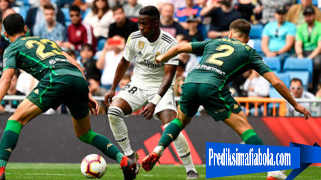 Real Madrid Di Habisi Real Betis