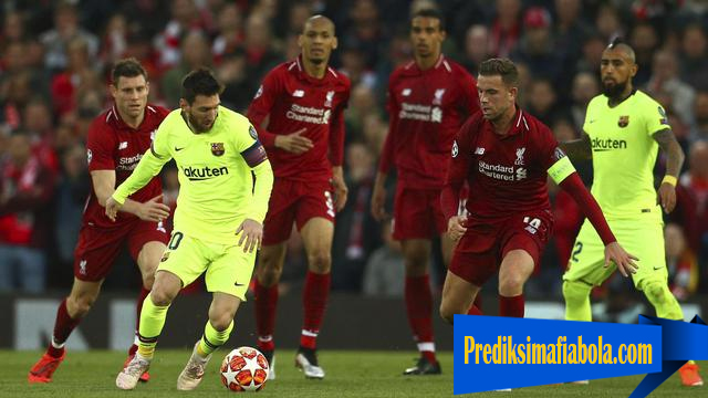 Suporter Real Madrid Dukung Liverpool