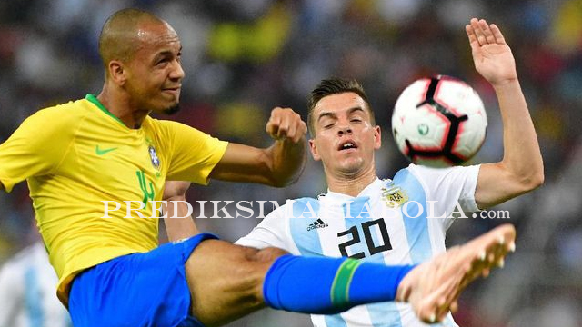 Argentina Berjumpa Brasil Pada Babak Semifinal
