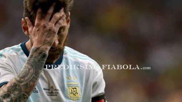 Argentina Tetap Melakukan Kesalahan Yang Sama