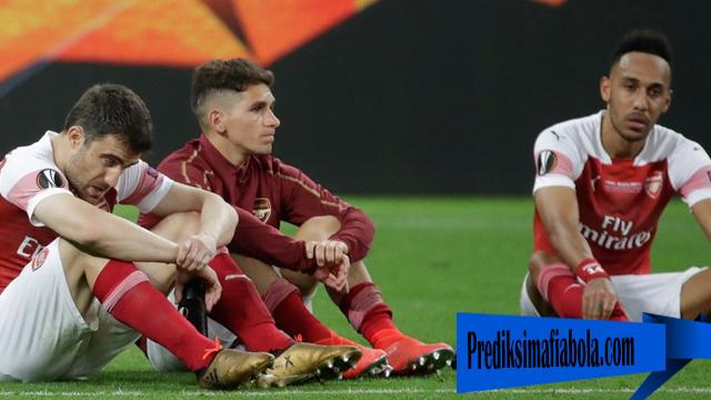 Arsenal Kembali Gagal Bermain Di Liga Champions