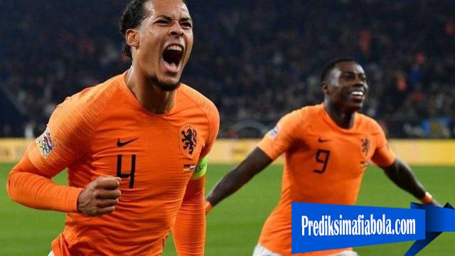 Belanda lolos ke final UEFA Nations League