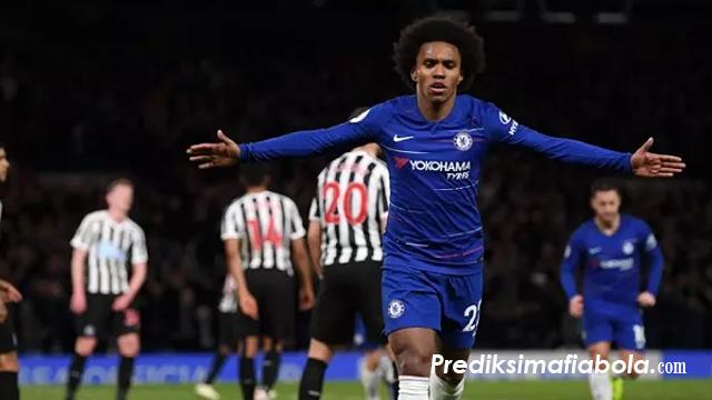Chelsea Tidak Ingin Kehilangan Willian
