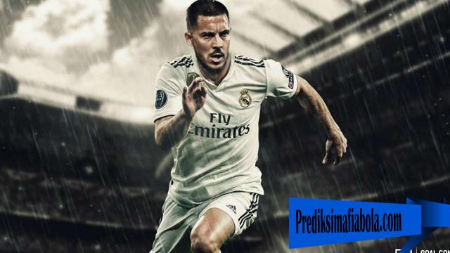Eden Hazard Real Madrid Impian Dari Kecil