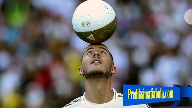 Eden Jadi Fans Prancis Hanya Karena Zidane