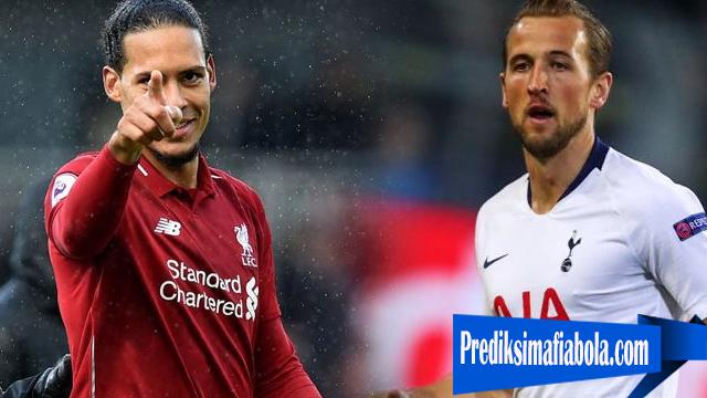 Harry Kane Tidak Maksimal Di Final Kemarin Menurut Van Dijk