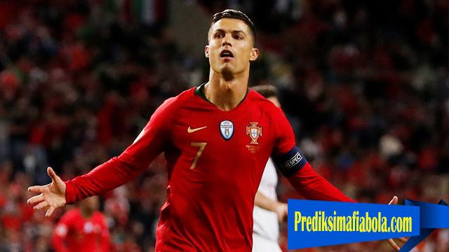 Hattrick Ronaldo Memberi Tiket Final UEFA Pada Portugal