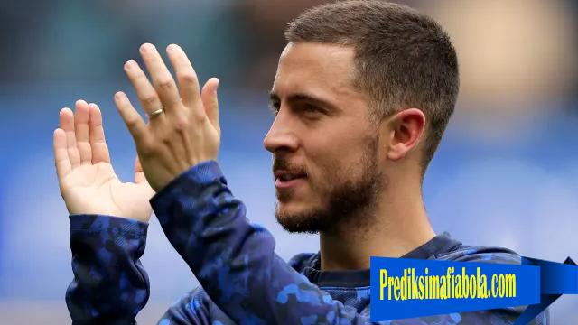 Hazard Sudah Tanda Tangan Kontrak 5 Musim