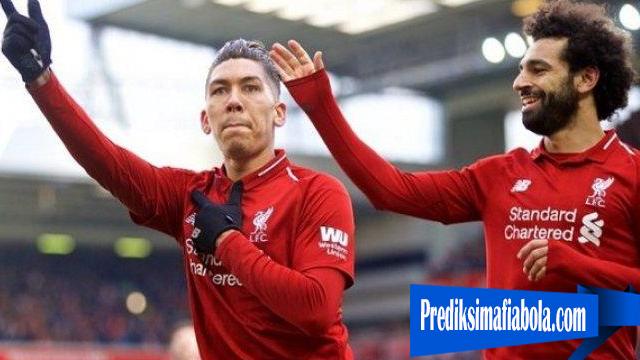 Keseruan Liverpool Habisi Tottenham Hotspur
