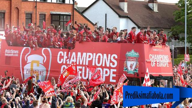 Klopp Terharu Malihat Parade Kemenangan Liverpool