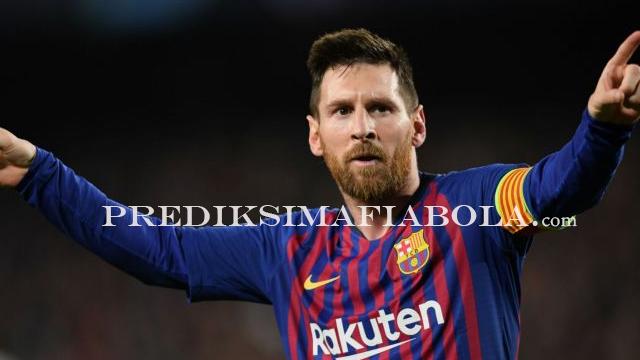 Lepas Ronaldinho Demi Messi