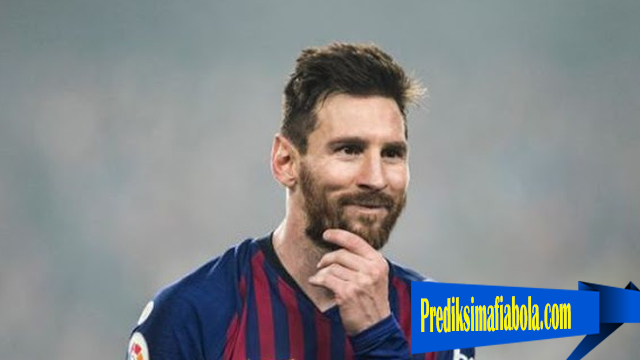 Lionel Messi Atlet Terkaya 2019 Versi forbes