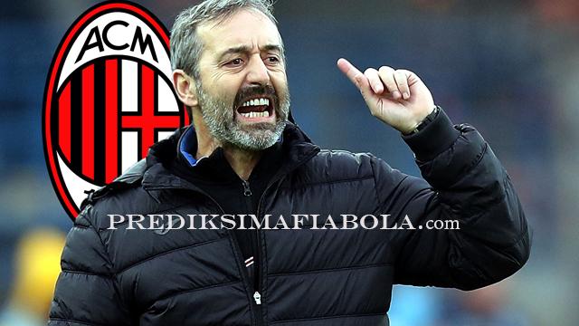 Marco Giampaolo Berambisi Jayakan Ac Milan