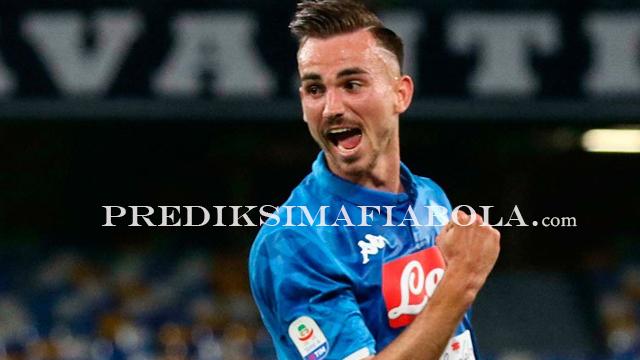 Napoli Siapkan Kontrak Baru Fabizn Ruiz