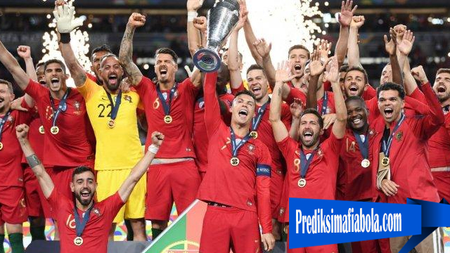 Portugal Menjuarai UEFA Nations League